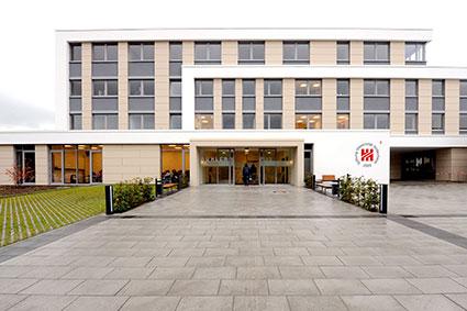 Stiftung Universität Hildesheim, Bühler-Campus (2010)